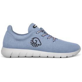 Giesswein Merino Wool Chaussures de running Femme, himmel blue